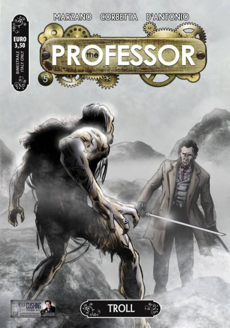 The Professor #5