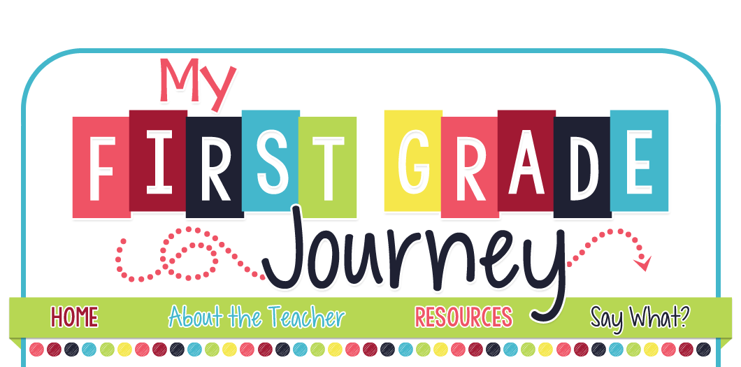 My First Grade Journey