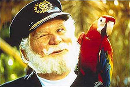 Captain Birdseye.
