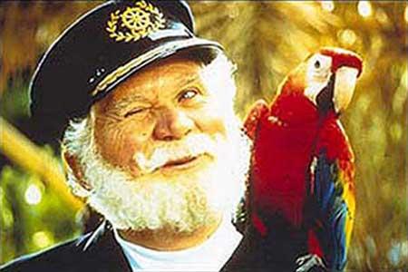 Captain Birdseye.
