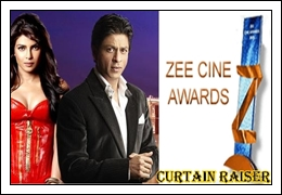 (19th-Jan-13) Zee Cine Awards [Curtain Raiser]