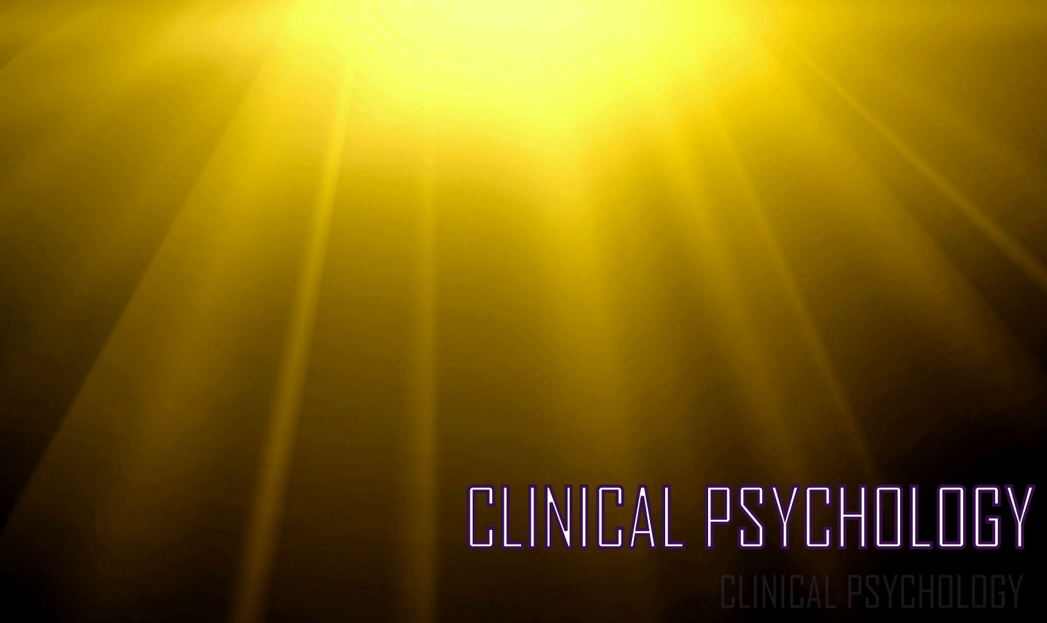 four major approaches to clinical psychology essay Identify at least one contributor to each of the four theoretical approaches in clinical psychology, along with his or her specific theories or views about.