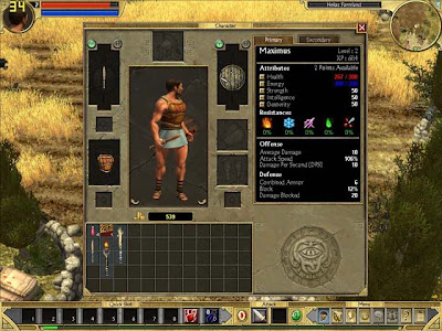 Titan Quest PC Version