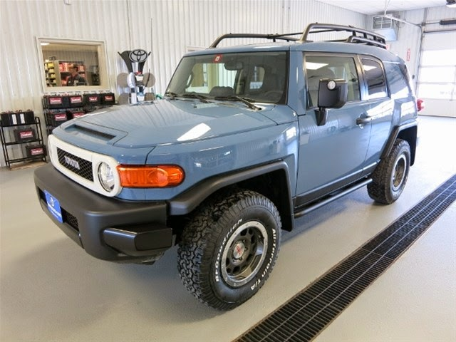 2014 Toyota Fj Cruiser Ultimate Edition Review And Photo