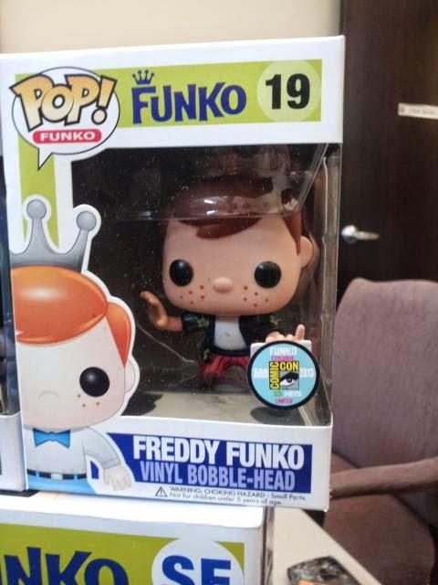 Freddy Funko Ace Ventura