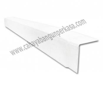 LISPLANG PLAT DJABES 6 ( B 162 ) | Ukuran : 2500 x 200 x 200 x 5 mm | Berat : 9 kg