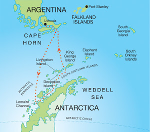 Antarctic Route