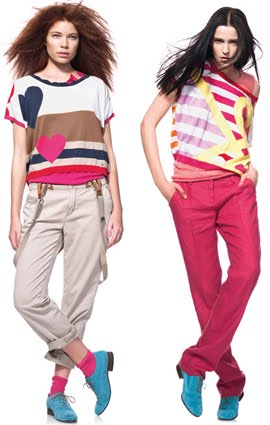 pantalones mujer verano 2012