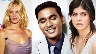 Dhanush's Hollywood Debut with Uma Thurman