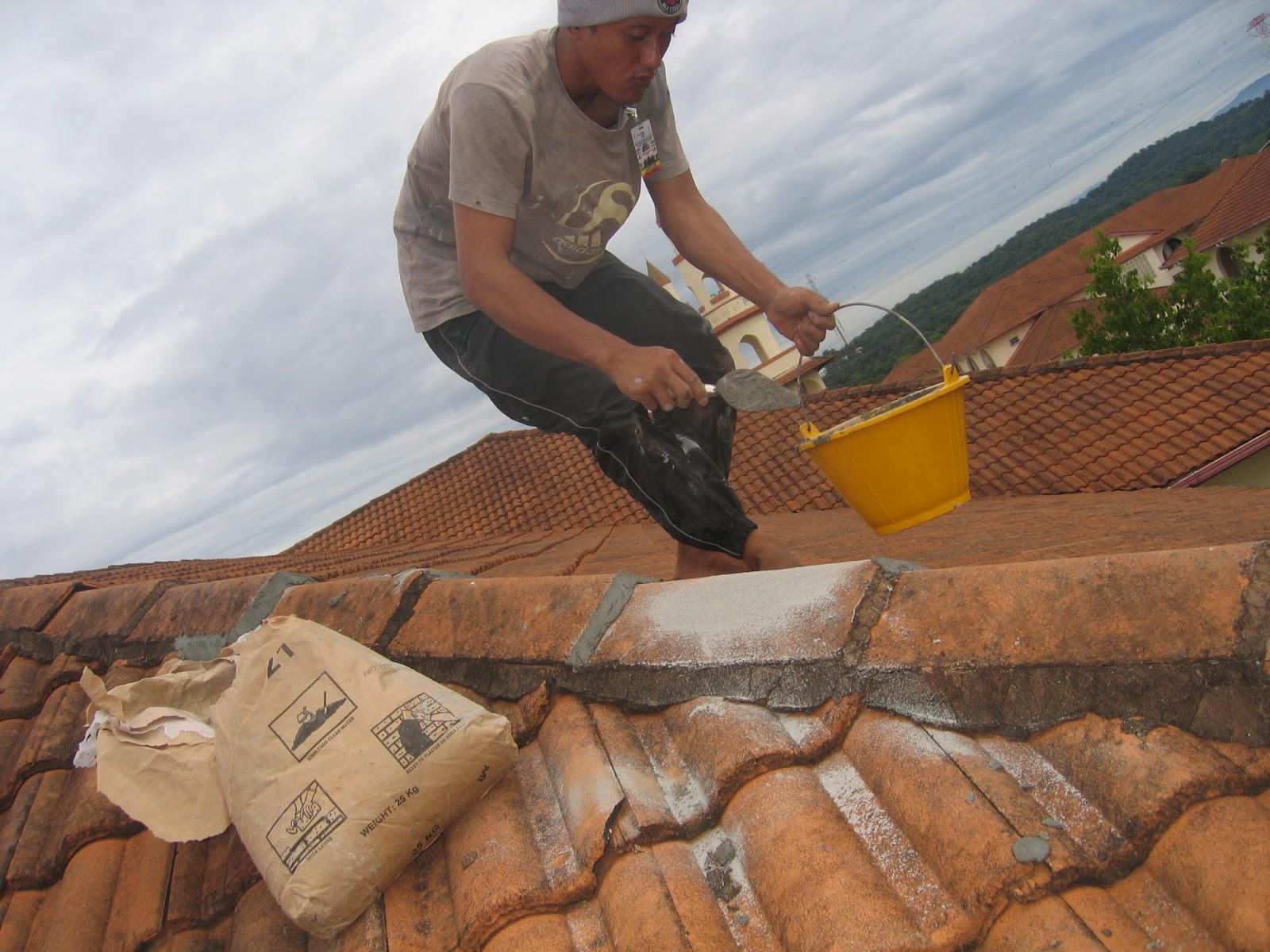 Cara Mengatasi Atap Bocor
