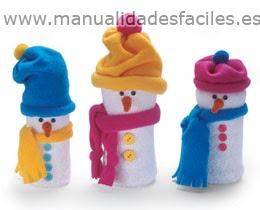 Recursos Ideas Diy Y Manualidades Para Navidad Lluvia De Ideas - Manualidades-faciles-de-navidad-para-regalar