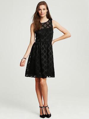 kısa siyah transparan elbise, kısa elbise