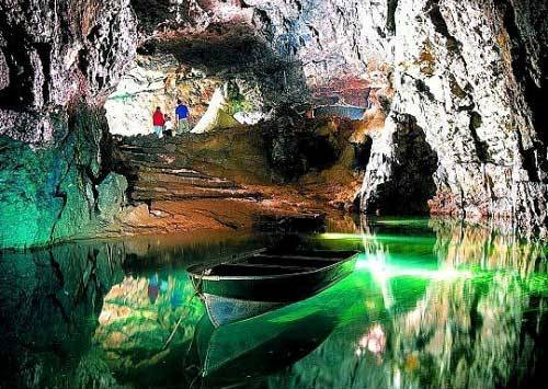 10 tasik bawah tanah yang tercantik