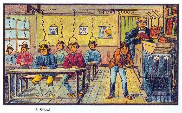 Sala de aulas
