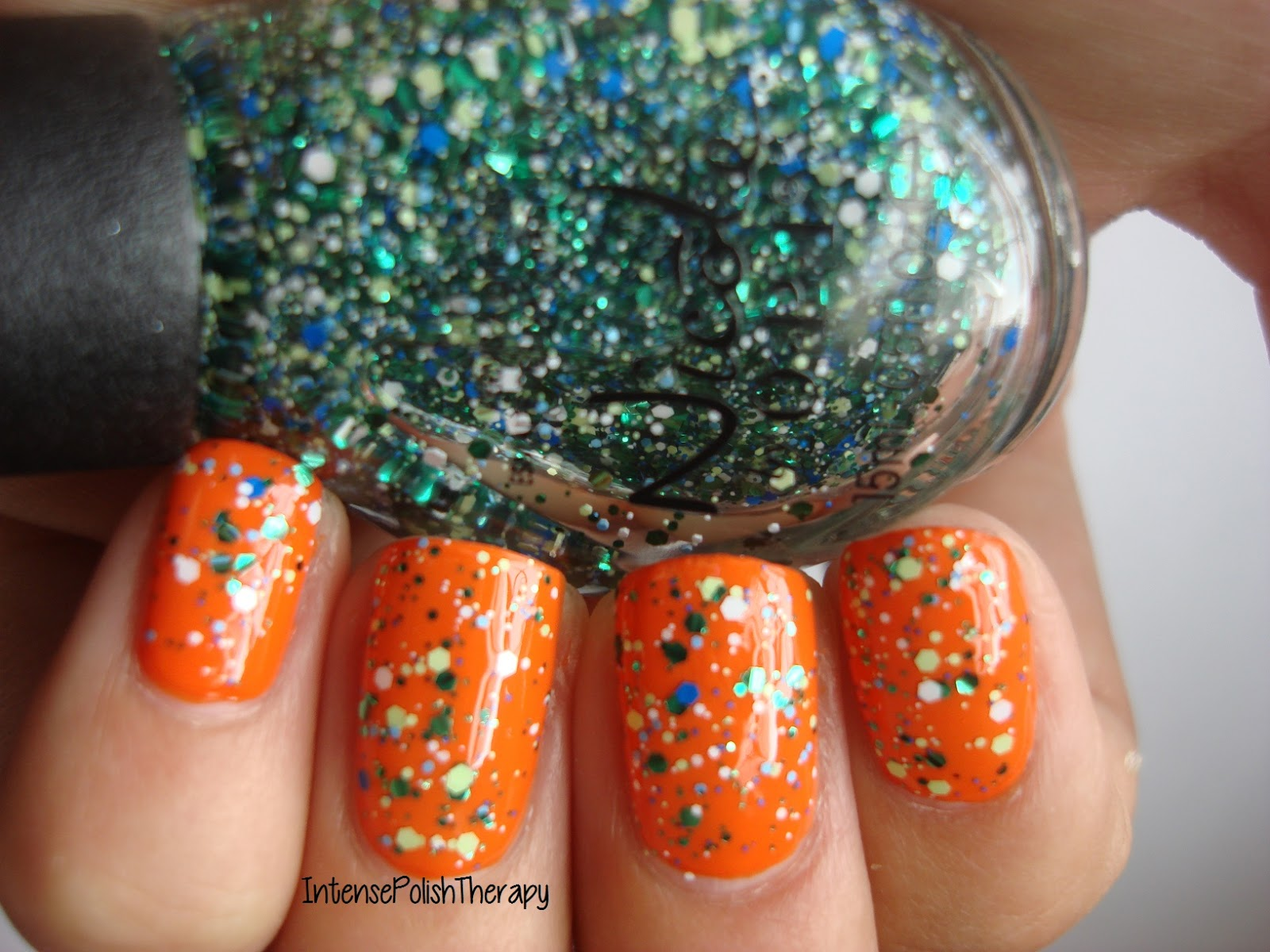 Nicole by OPI - Seriously Citrus
