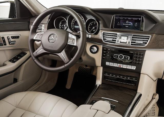 Mercedes Benz E Class 2014