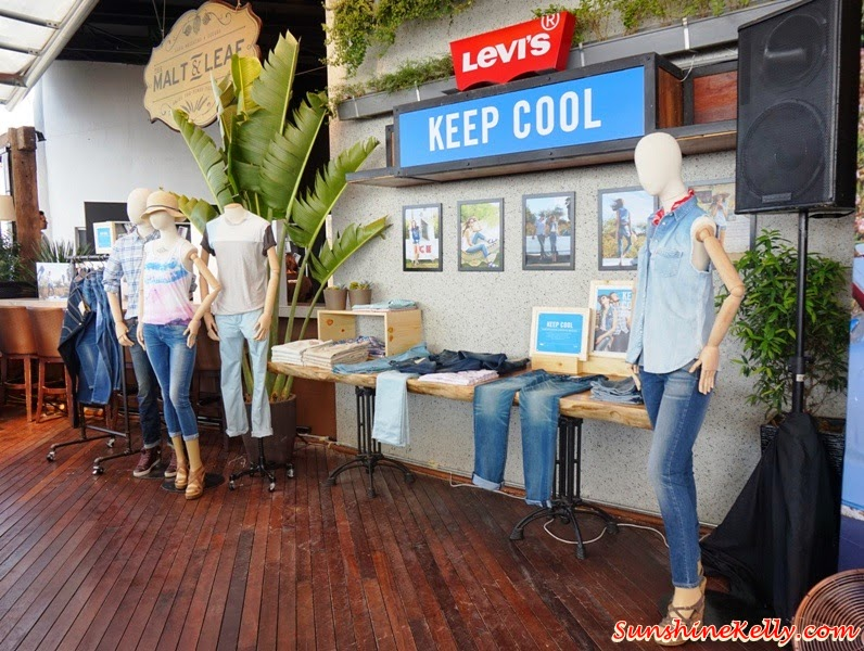 Trend Alert Levi s Coolmax Collection for Spring 2014