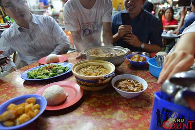 Malaysian Street Foods