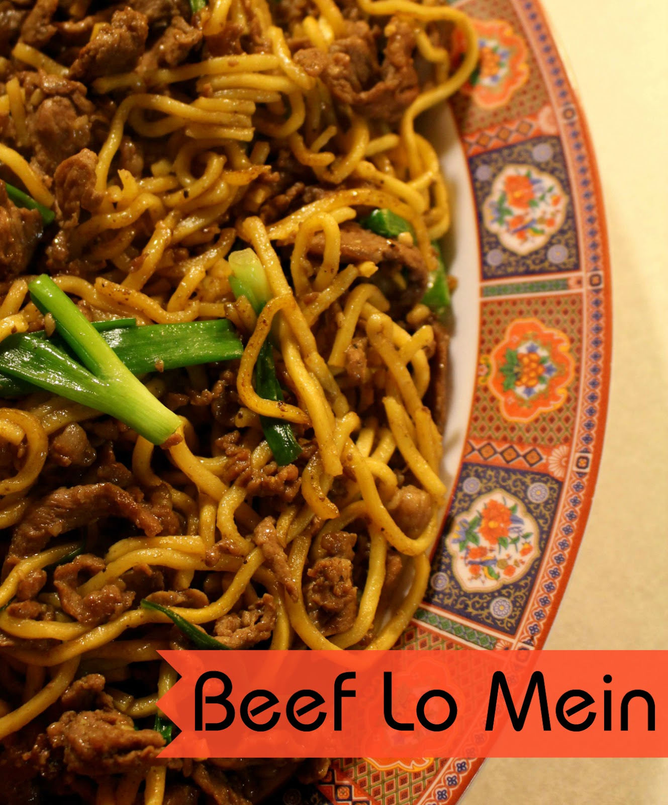 Beef lo mein sugar for breakfast beef lo mein i had never had homemade lo mein until my hubs mama came to visit a little over two years ago and she made us so much delicious asian food forumfinder Images