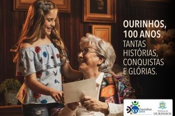 OURINHOS 100 ANOS