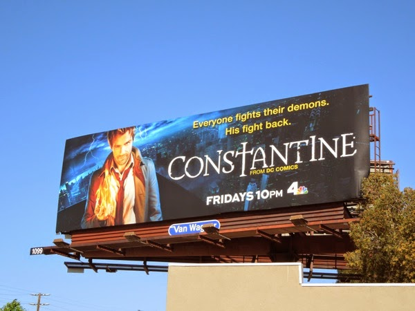 Constantine season 1 billboard