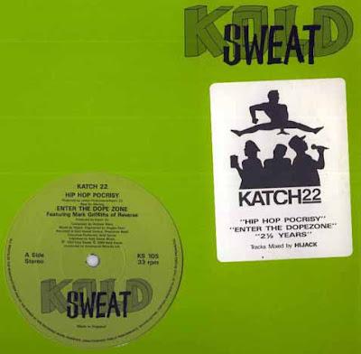 Katch 22 – Hip-Hop Pocrisy EP (Vinyl) (1990) (192 kbps)