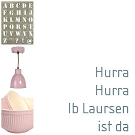 Hurra Hurra! Ib Laursen ist da
