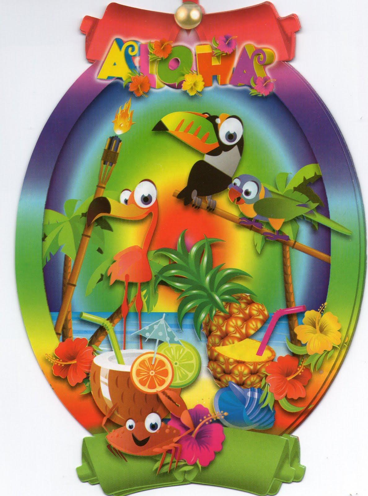 Decoracion Hawaiana Cumplea?os ~ Fiestas tematicas infantiles medellin celebracion cumplea?os primeras