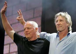 Gilmour y Waters