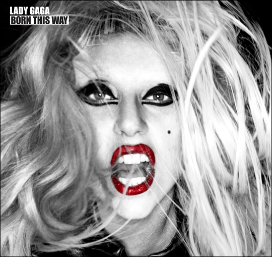 lady gaga born this way cd art. lady gaga born this way album