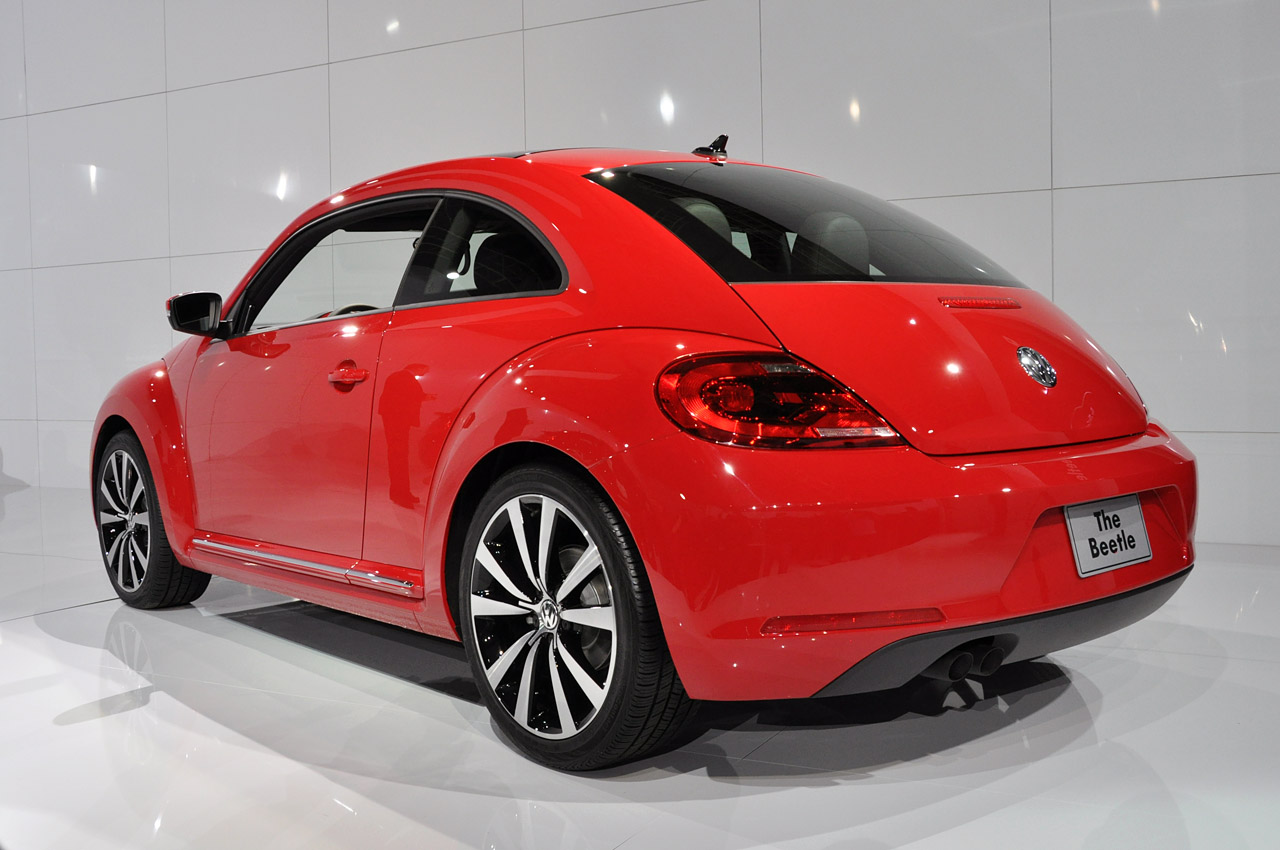 2012 Volkswagen Beetle Silhouette New Tv Premiere Video Garage Car