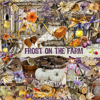 Frost On The Farm Cluster Freebie