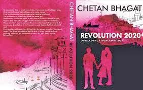 Revolution 2020 by Chetan Bhagat