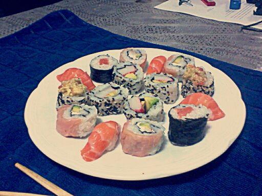 Recetas ricas faciles 3 para engordar - Cocinar sushi facil ...