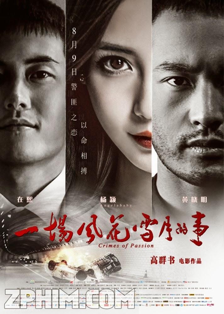 Phong Hoa Tuyết Nguyệt - Crimes Of Passion (2013) Poster