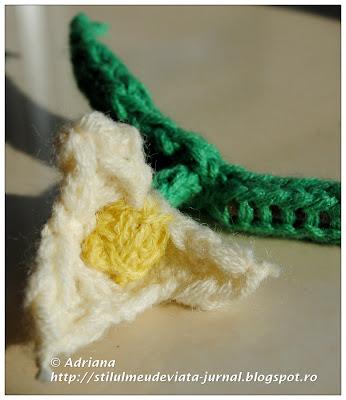 ghiocei tricotati