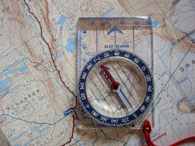 MH370 kompass