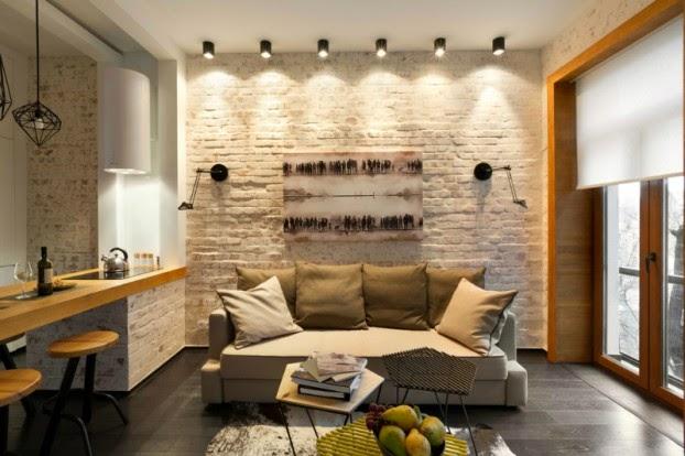 Ilia estudio interiorismo dise o interior en este peque o for Diseno de interiores apartamentos pequenos