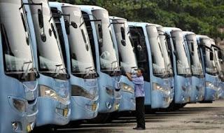 300 Bus Mudik Gratis 2013 jawa timur