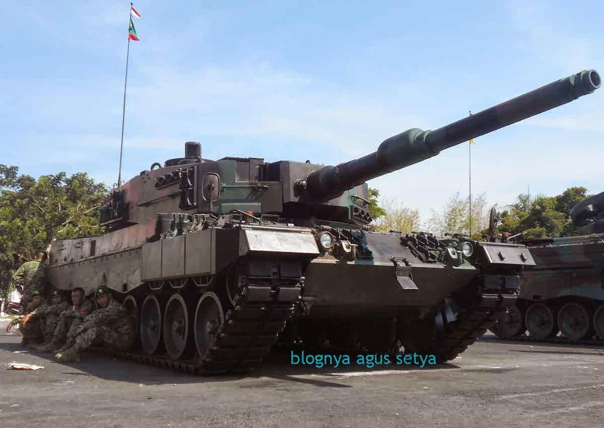ALutsista Tank TNI