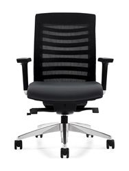 Global Total Office 6671-2 Arti Mesh Chair