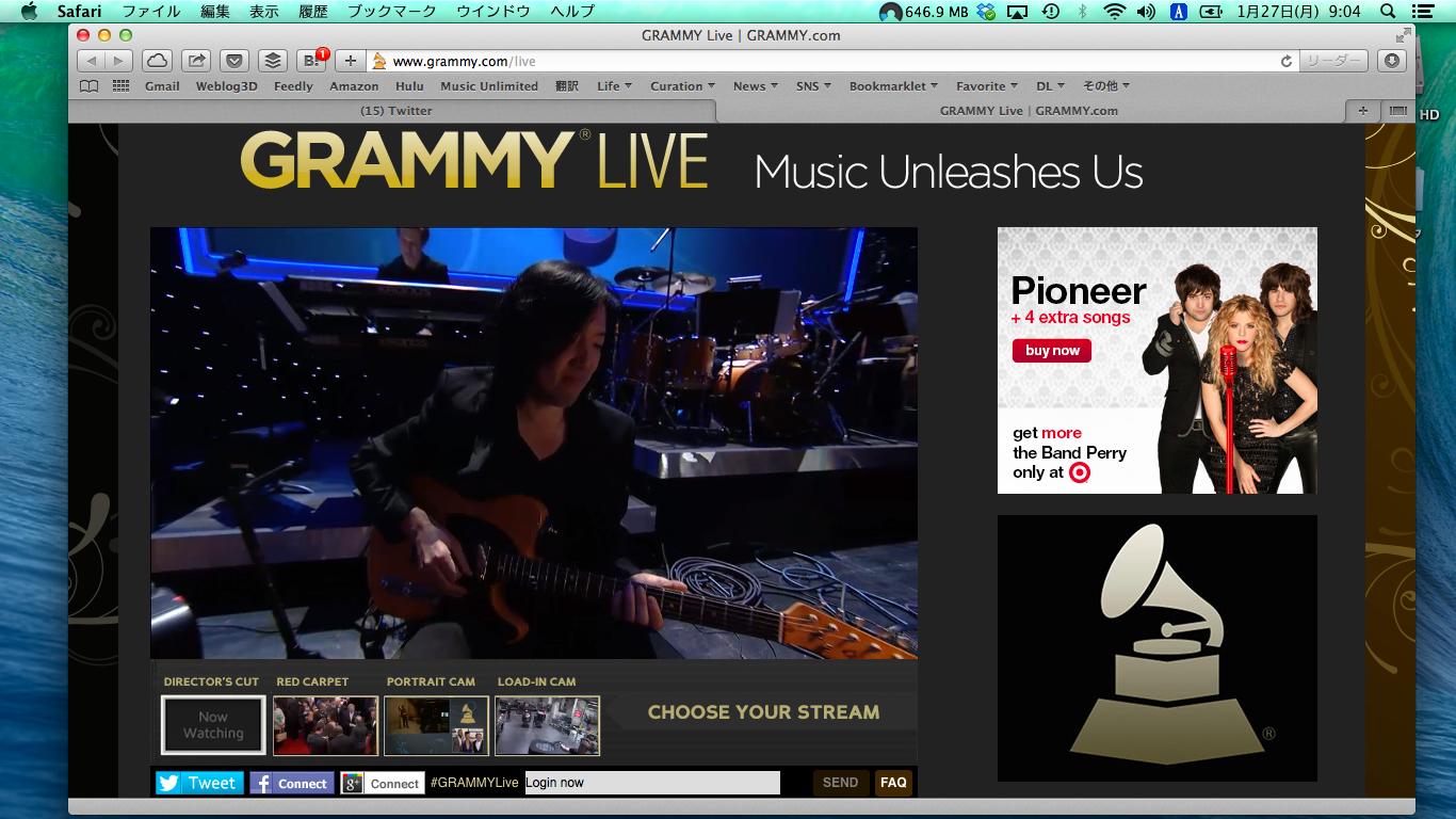 http://www.grammy.com/live