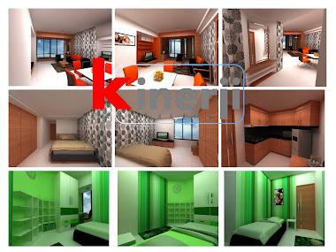 design apartement MTA