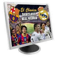 DIFERIDO REAL MADRID VS FC BARCELONA, REPETICION, LIGA BBVA, ONLINE REPLAY
