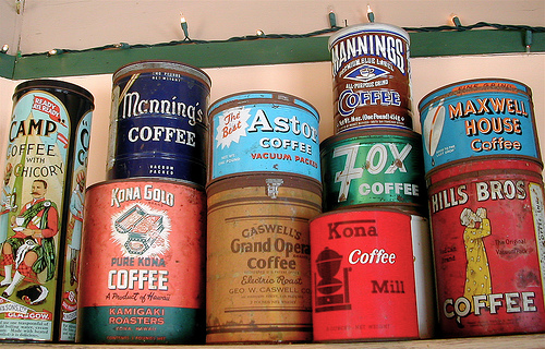 Can You Recycle Coffee Tins
