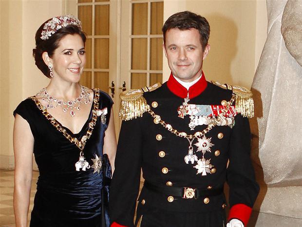 prince frederik de danemark