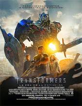Transformers 4: La era de la extinción (2014) [Latino]
