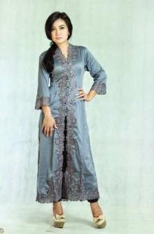 model baju kebaya remaja muslim