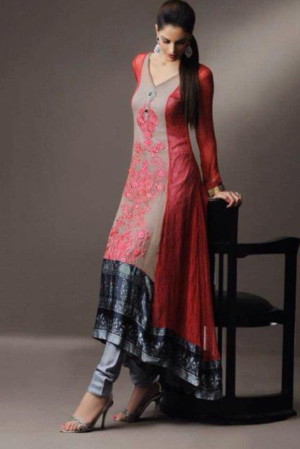 Pakistani Designers Lawn Collection 2012 2013 Fashion