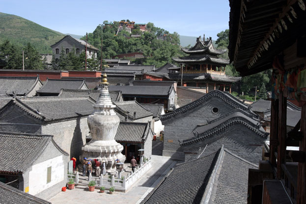 the heritage mount wutai